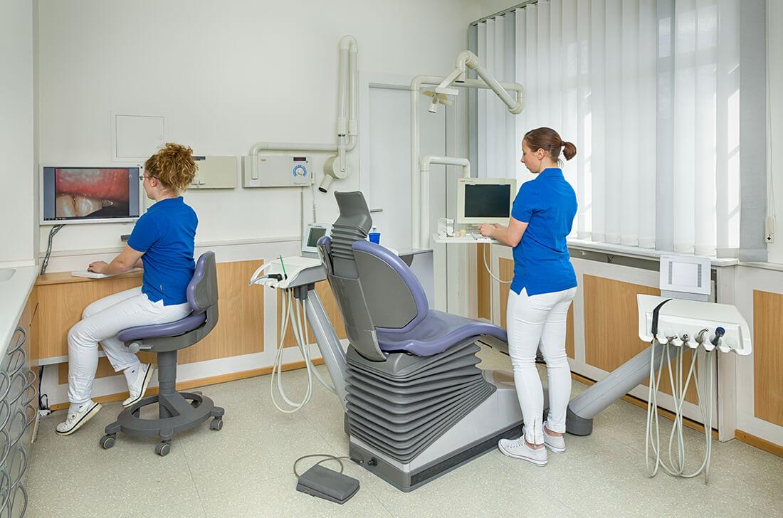 Praxis - Zahnarzt Titisee-Neustadt - Stefan Kleiser & Dr. Dirk Baustert - Vorbereitung